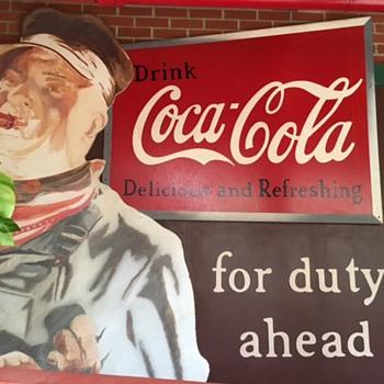 1934 Coca Cola Ad