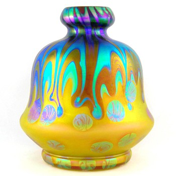 ++A Loetz vase++ - Art Glass