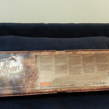 Pre DCC Hogwarts Castle limited edition
