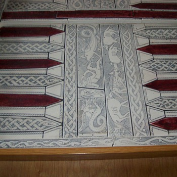 scrimshaw backgammon board?