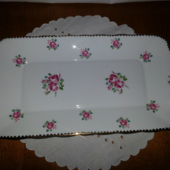 Bone China Serving Platters
