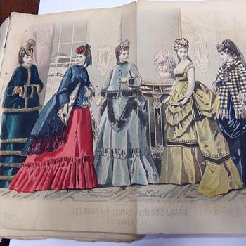 1871 Peterson's Magazine