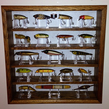 Old Fishing Lures - Fishing