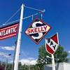 Skelly sign