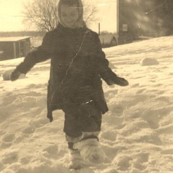 Poor Girls Snowboots  - Photographs