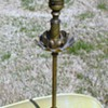 1910 Brass Table Lamp