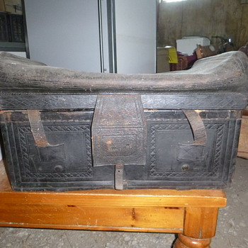 Stagecoach Trunk - Furniture