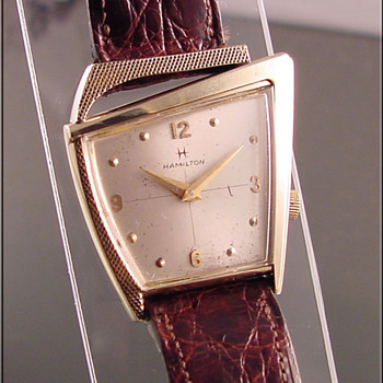 Hamilton Flight 2 Wristwatch c.1960