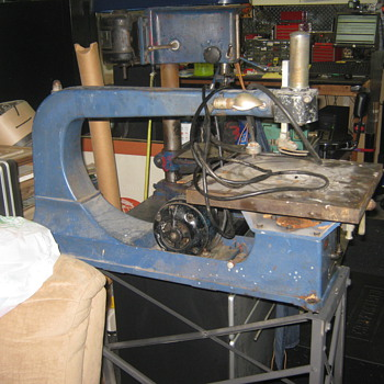 1942 Craftsman Jig Saw - Tools and Hardware