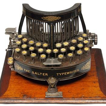 Salter 5 - 1892, London, England - Office
