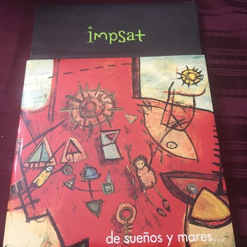 Impsat Art Book