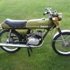 1974 Yamaha RD60