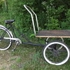 Worksman trike 1960&#039;s