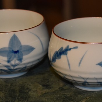 Two Little Bowls from where? - Pottery