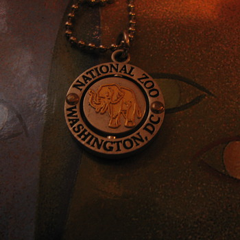 Washington DC Pendant - Animals