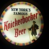 Knickerbocker Beer Motion Sign 1952