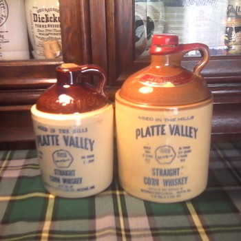 McCormick, s Platte Valley jugs
