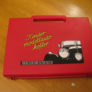 Toy car box set