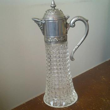 Italian Wine Carafe? ? - Glassware