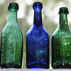 &lt;----Old Pontiled Soda Bottles----&gt;