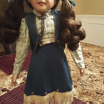 My Cowgirl! - Dolls