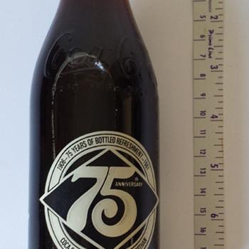 Vintage Coca-Cola bottle from Dothan, AL  I think 1981.