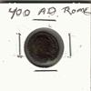 ROMAN  COIN  400 AD