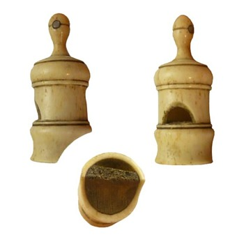 Whistles with  Stanhope tops - Musical Instruments