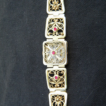 Filigree Watch - Wristwatches