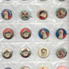 Vintage Santa Pinbacks