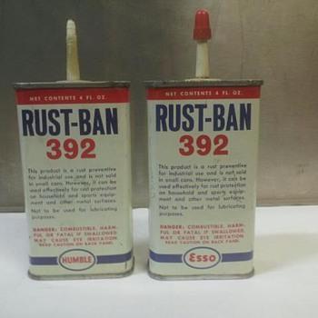 esso rust ban 392