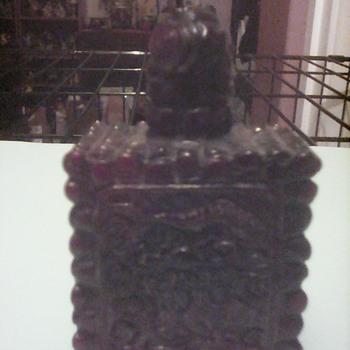 My resin stuff bottle - Bottles
