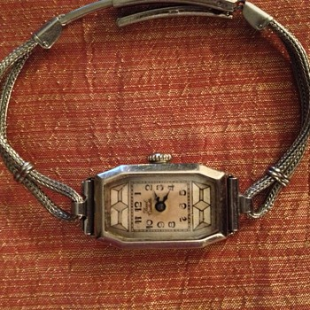 Paul Vallette vintage woman's wristwatch - Wristwatches