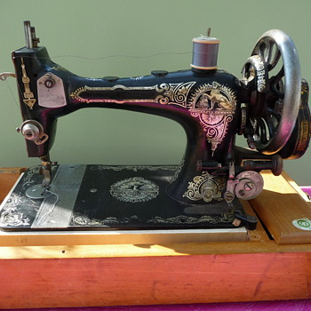 Another Scrap Heap Special - Sewing