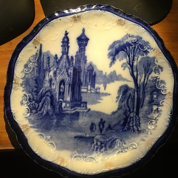 Mothers plate - China and Dinnerware