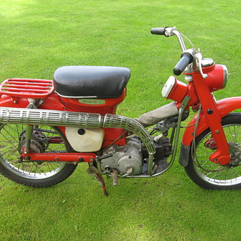 1964 Honda CT200 Trail 90 - Motorcycles