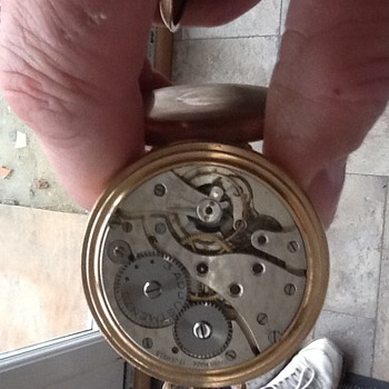 Swiss made eclipse pocket watch - Pocket Watches