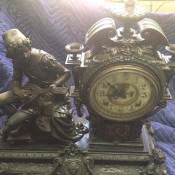 ? Original Ansonia Clock - Clocks