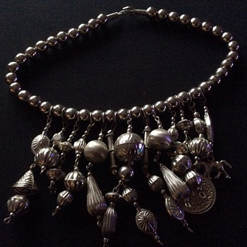 Antique necklace