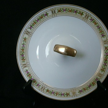 Nippon Handled Dish - Asian