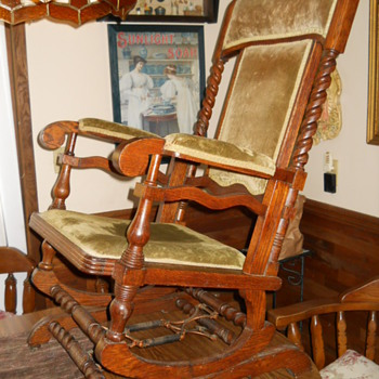 Old Rocker - Furniture