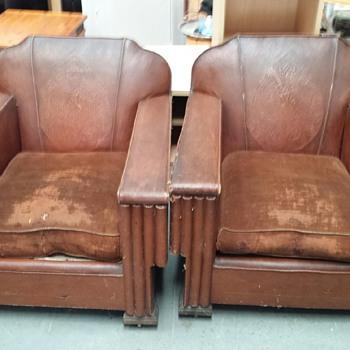 unique club chairs