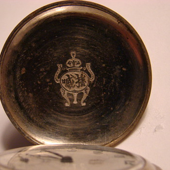 BOVET  Pocket Watch 1800 - 1900
