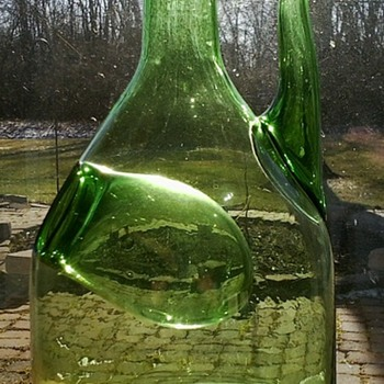 Wine Decanter Vase - Bottles