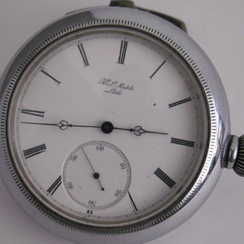 H. L. Matile Car Clock / Watch - Clocks