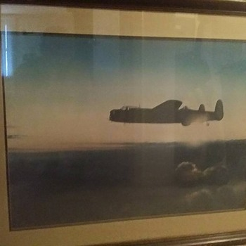 Picture of Plane (Possibly WW2?) - Photographs