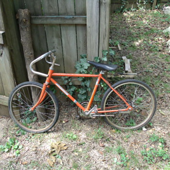 Unknown Childs Racing Bike Vintage Extremely Rare - Outdoor Sports