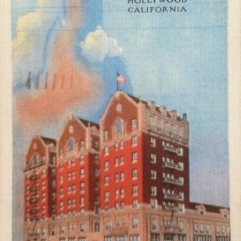 Hotel Christie Postcard - Postcards