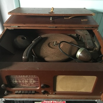 Packard Bell Phonocord - Electronics