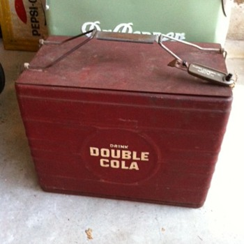 Double Cola Atlas 18 Cooler
